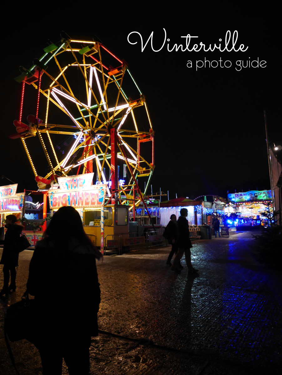 Heading to London during the winter? Winterville is a popular place to visit in East London and here's a photo guide: #London #UK #winter