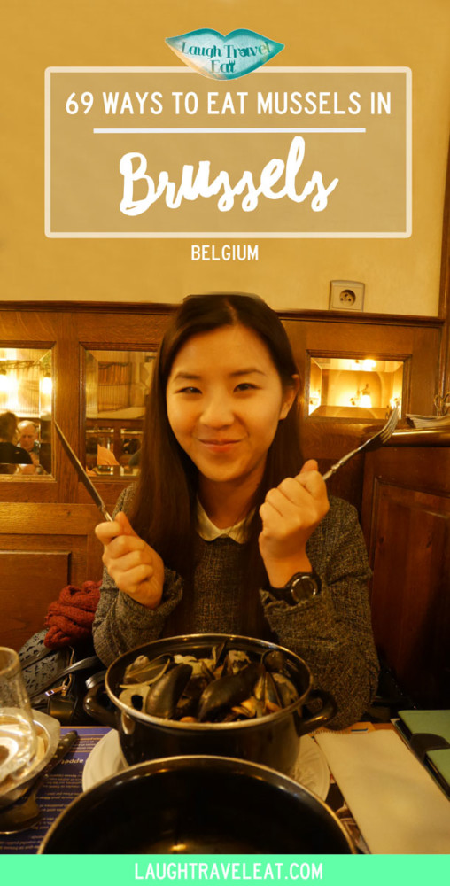 69 ways to eat mussels in Brussels | Laugh Travel Eat
