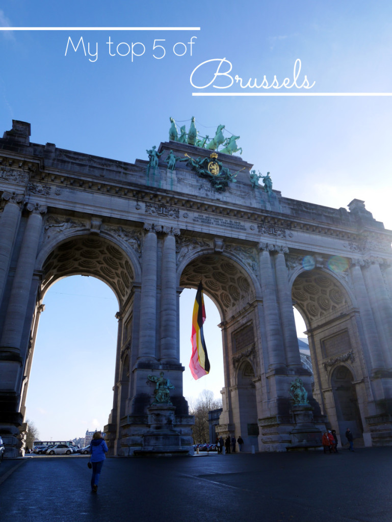 My top 5 of Brussels
