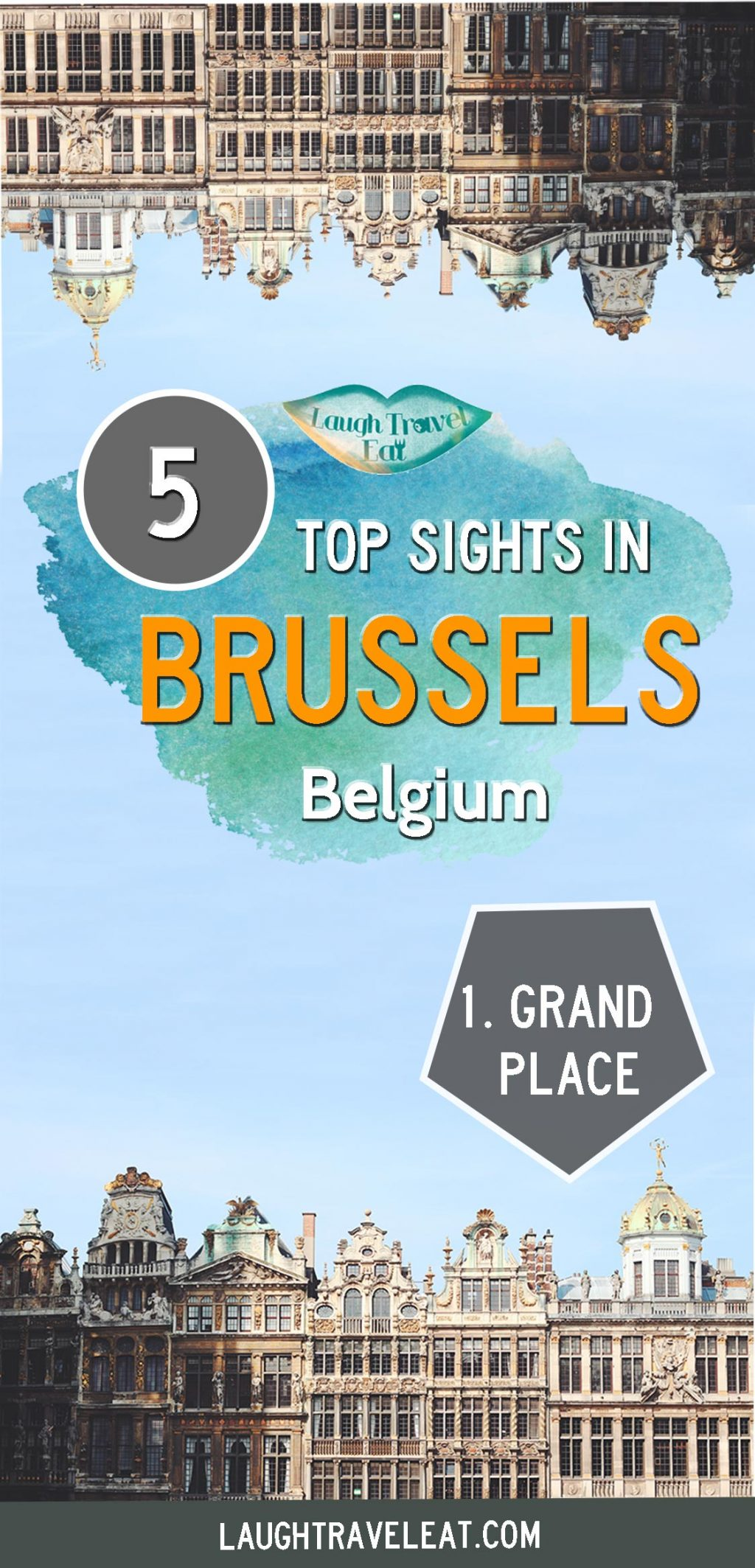 Brussels is the capital of Belgium and boosts many sights. Here is my top 5: