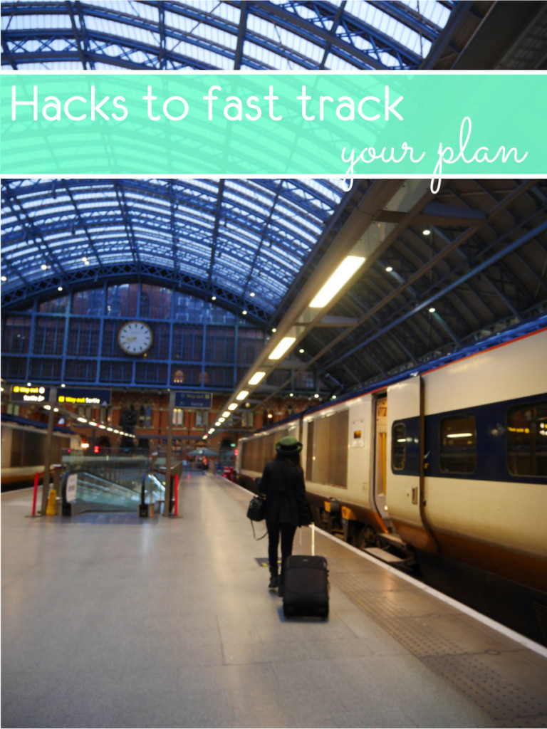 Hacks to fast plan your trip