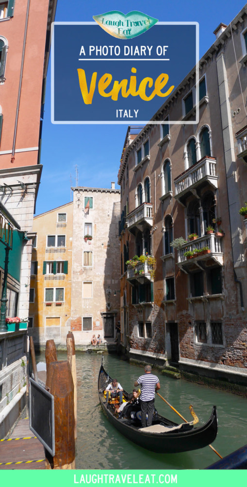 A photo diary of Venice | Laugh Travel Eat