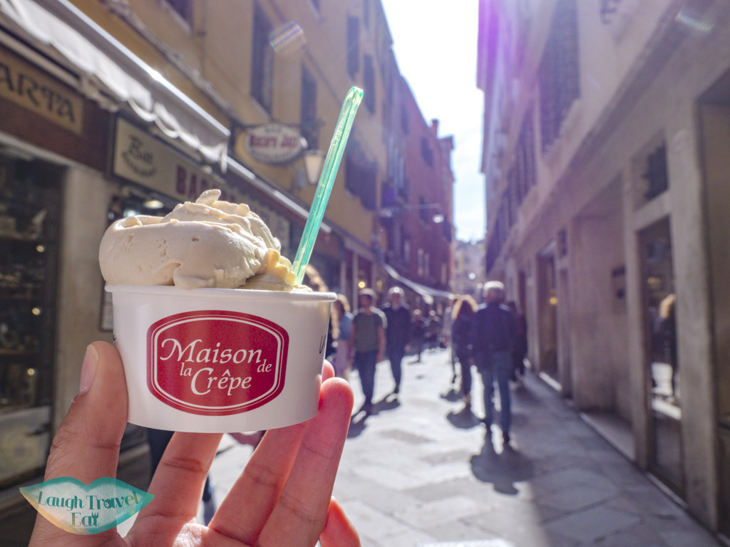 gelato stop the tour guide food tour venice italy - laugh travel eat-2