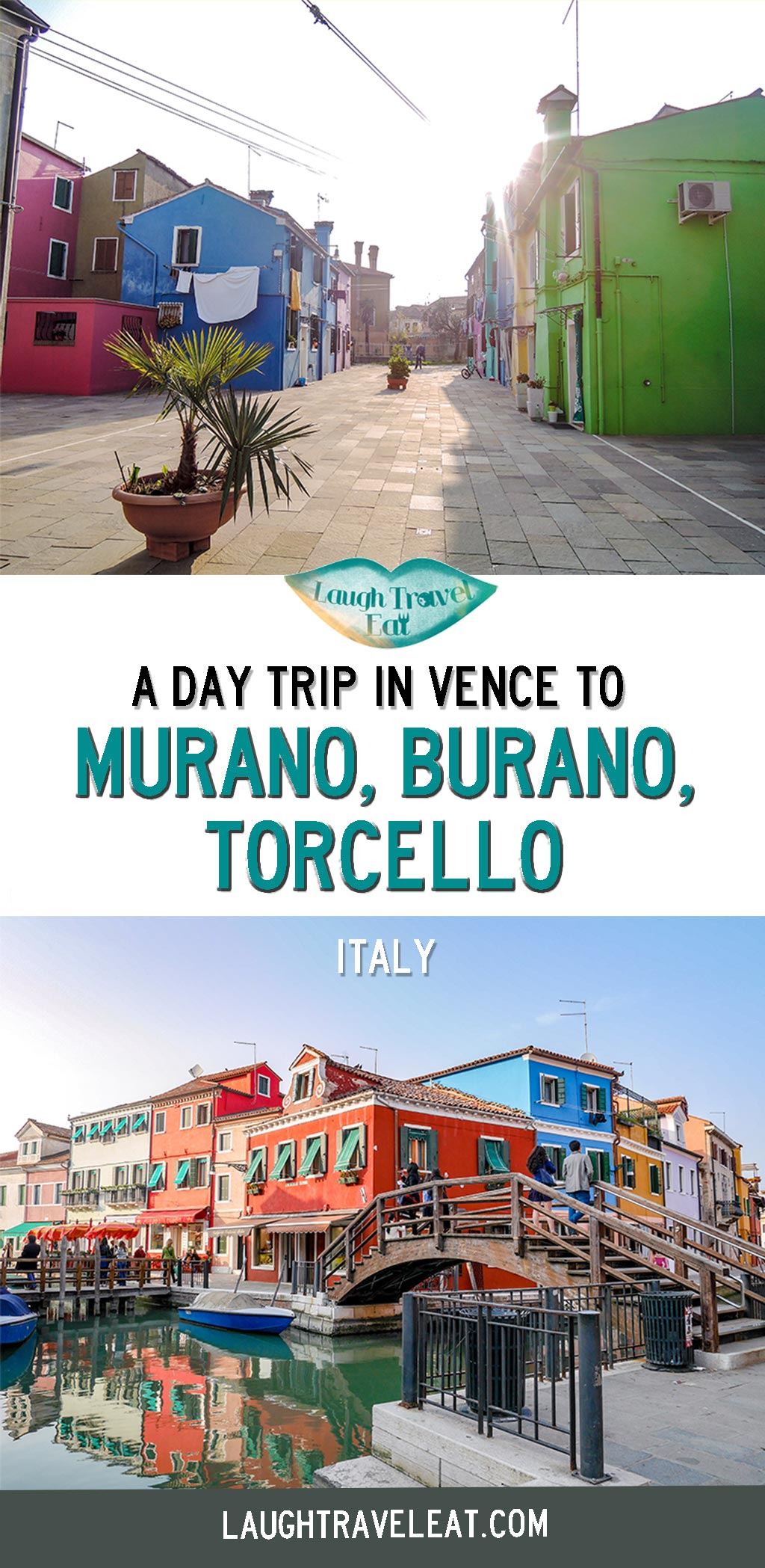 A trip to Venice isn't complete until you visit the islands. Short on time, here's our review of viator tour to Murano, Burano & Torcello so we could see it all in one day! #Murano #Burano #Torcello #Venice #Italy