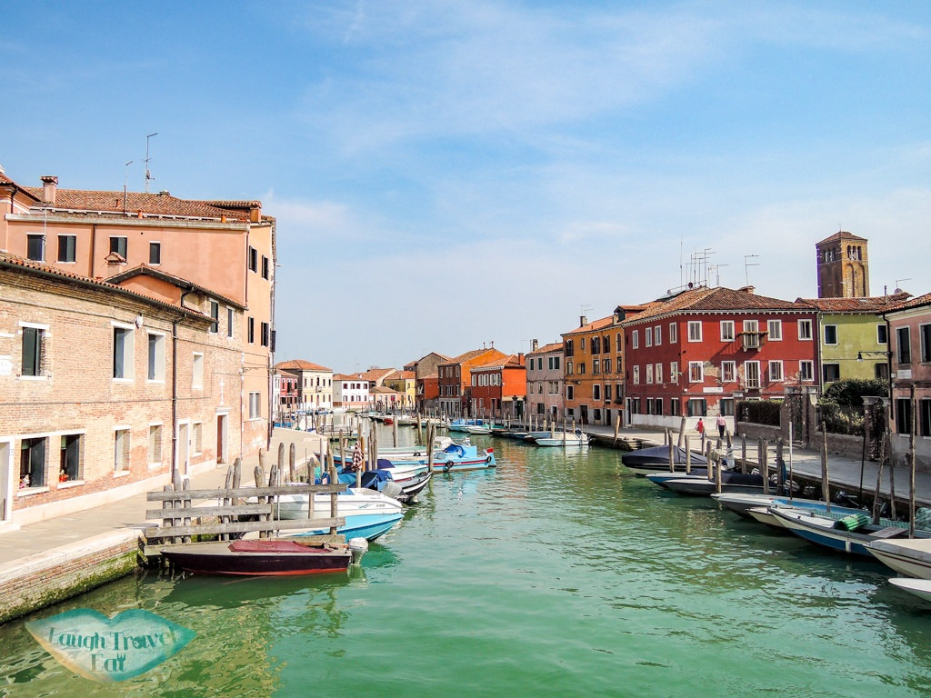 murano streets three island tour Venice Italy - laugh travel eat