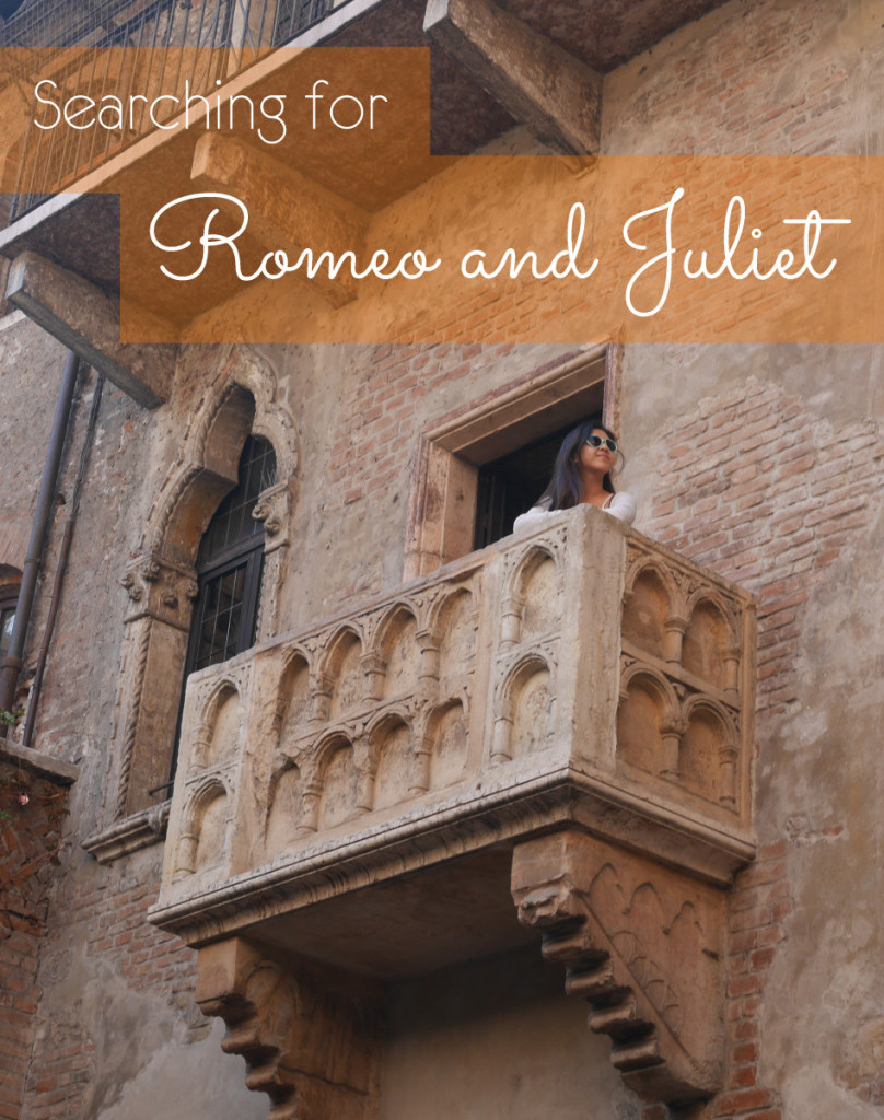 searching for romeo and juliet