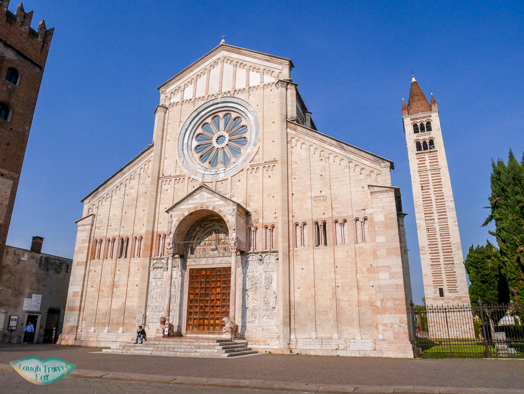 Basilica di San zeno maggiore verona italy | Laugh Travel Eat