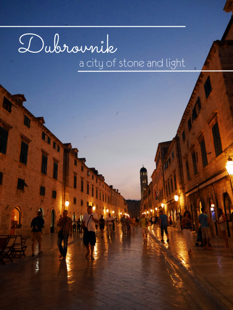 dubrovnik a city of stone and light
