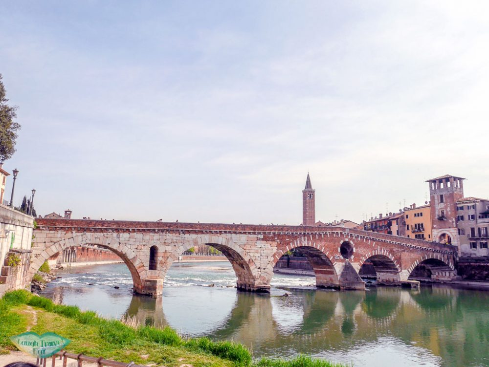 ponte pietra verona italy | Laugh Travel Eat