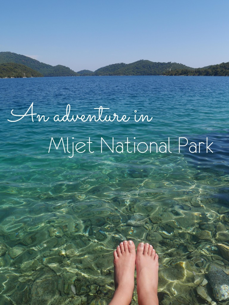 An adventure in Mljet National Park