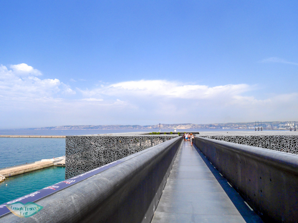 Civilisation museum MUCEM marseille south of france | Laugh Travel Eat