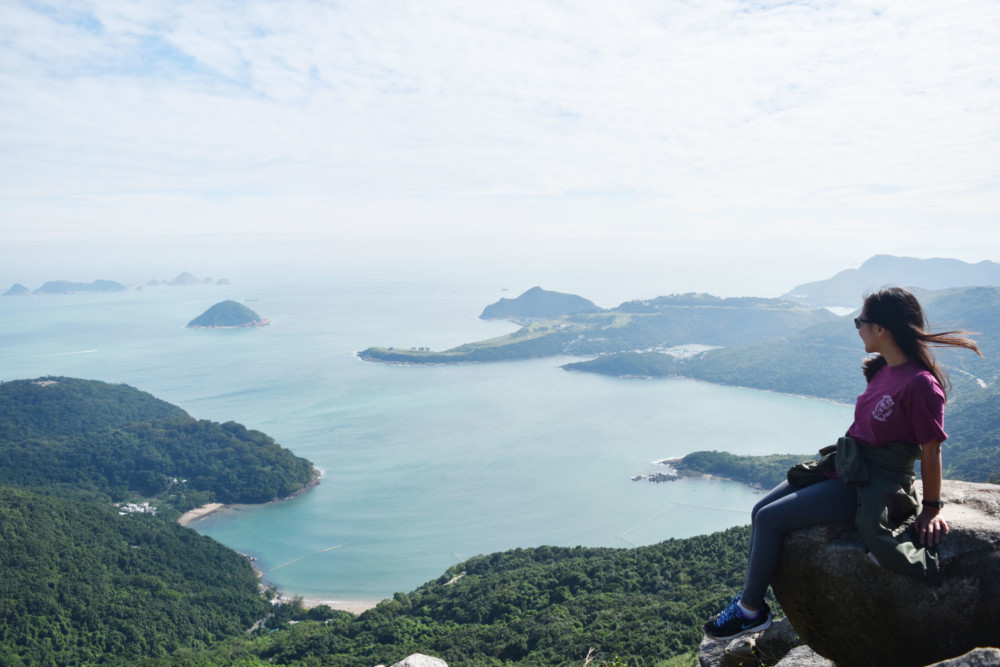 High Junk Peak, Sai Kung, Hong Kong | Laugh Travel Eat