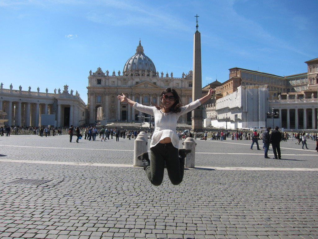 St Marks Square Vatican