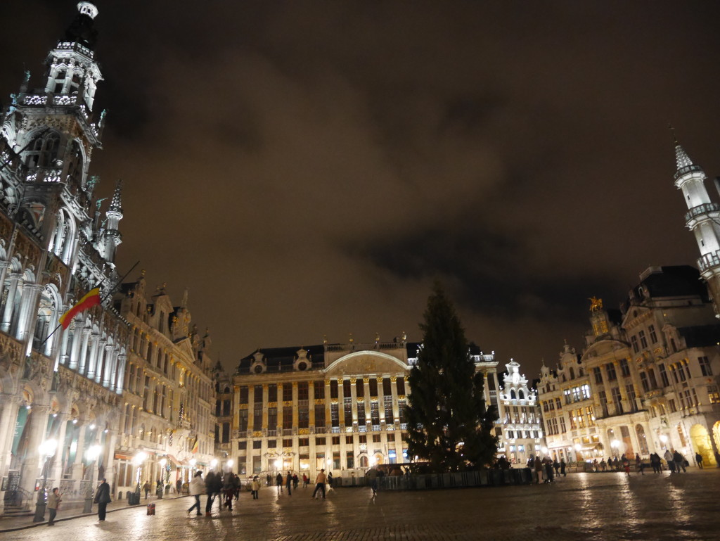 Grand Place, Brussels, Belgium | Laugh Travel Eat