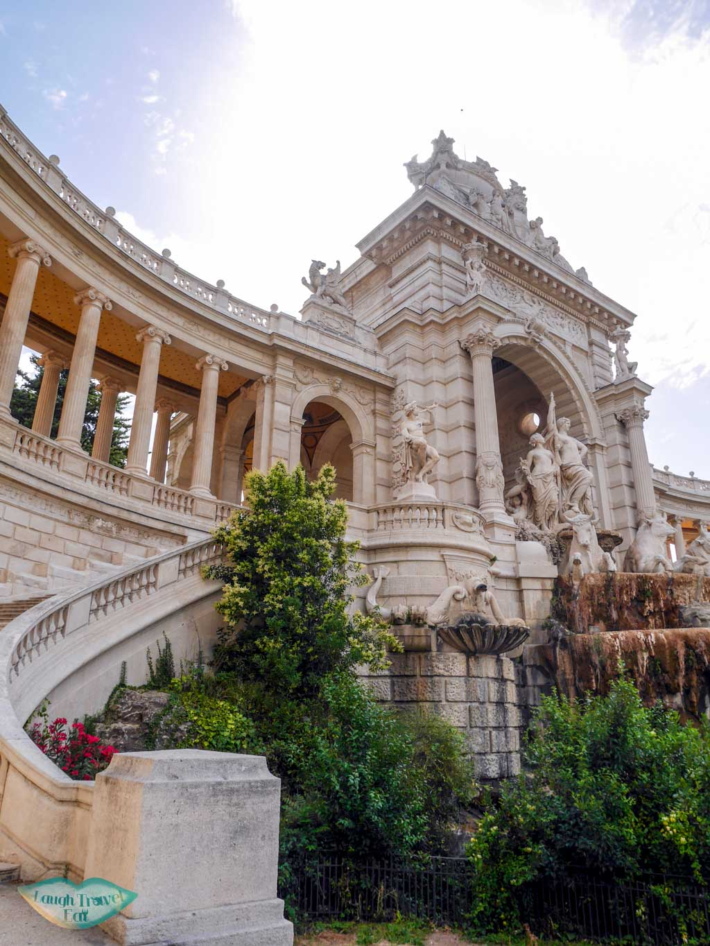 Palais Longchamp, Marseille 3 | Laugh Travel Eat