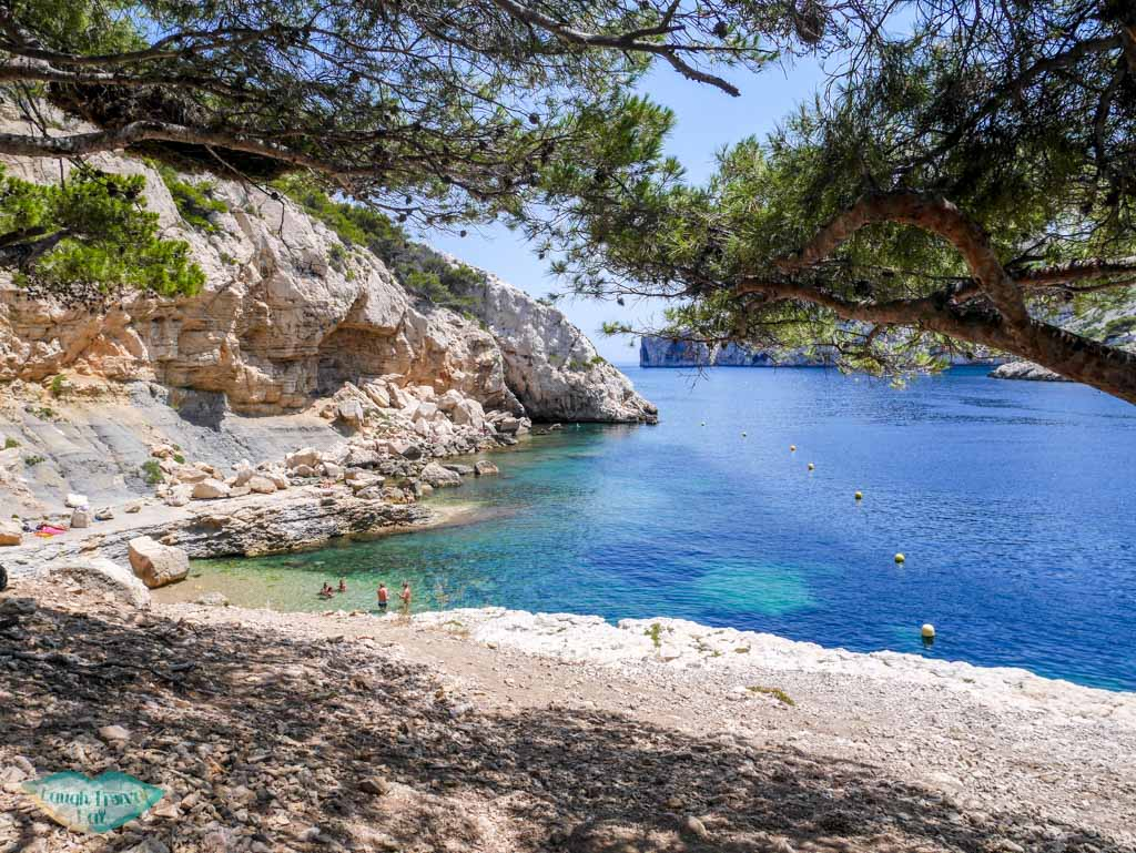 calanque de morgion south of france | Laugh Travel Eat