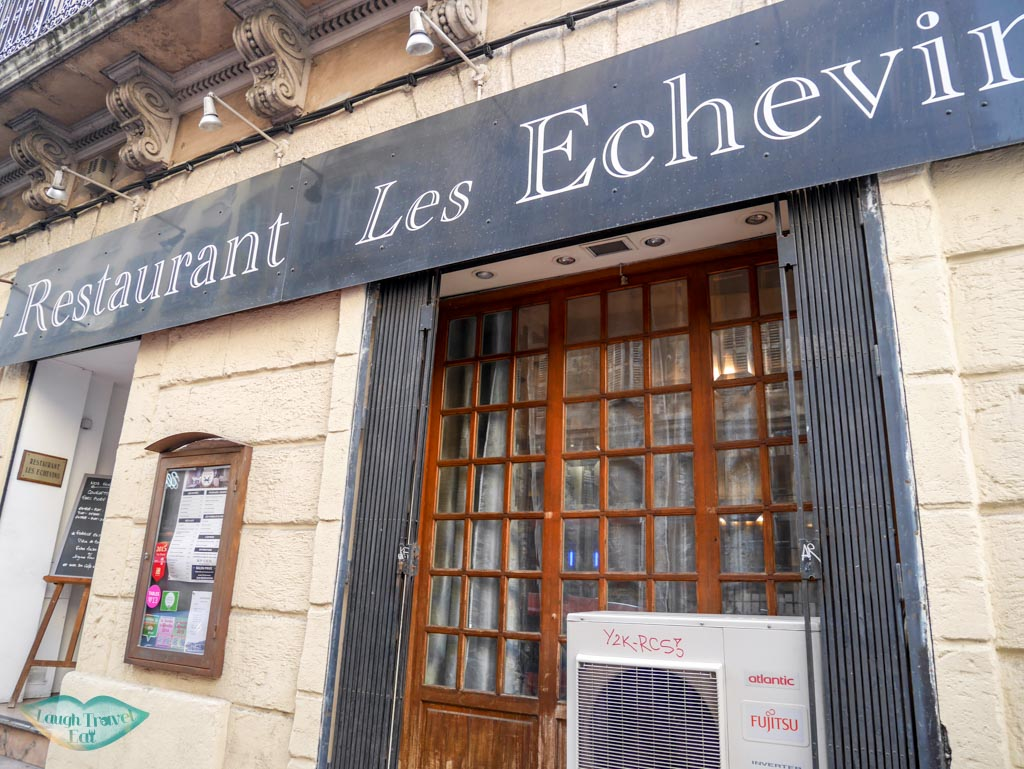 les echevins restaurant marseille france | Laugh Travel Eat