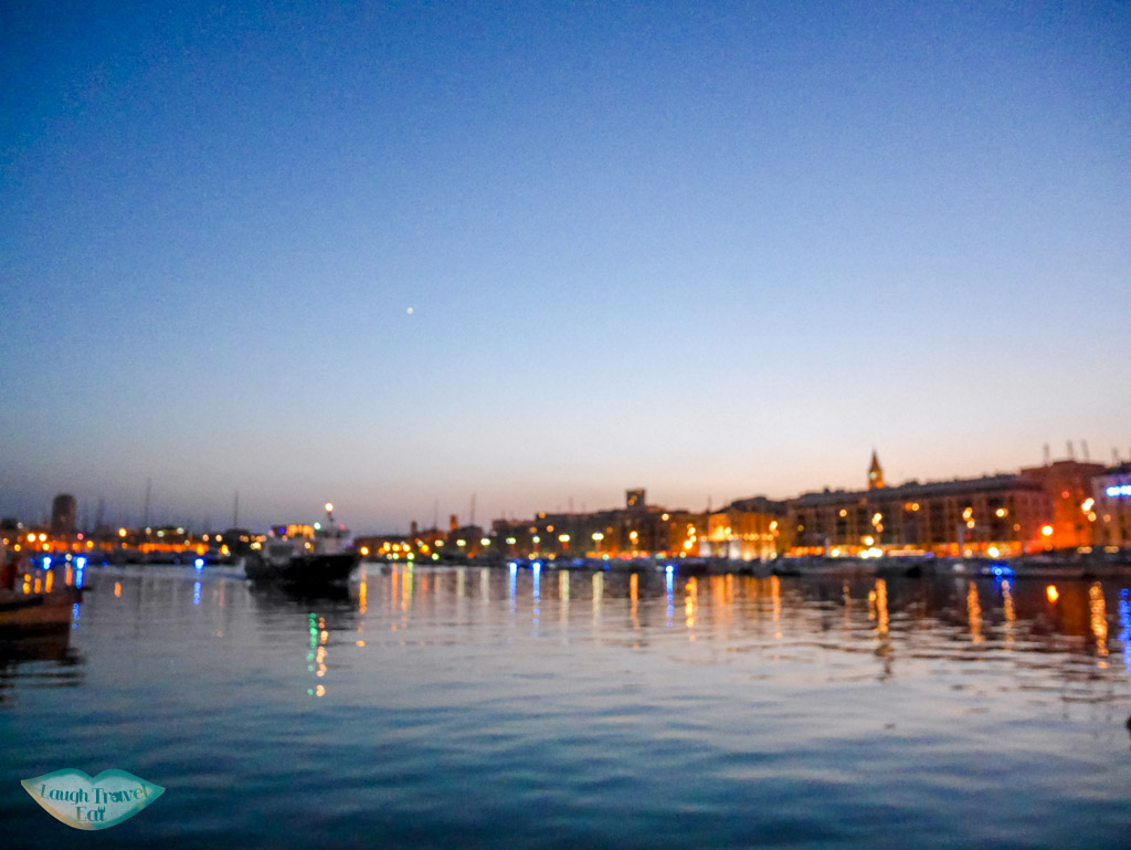 old port marseille at twilight south of france | Laugh Travel Eat