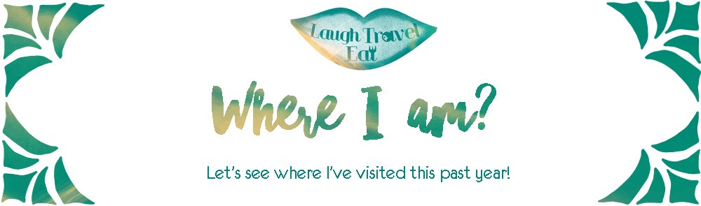 Where am I | Laugh Travel Eat