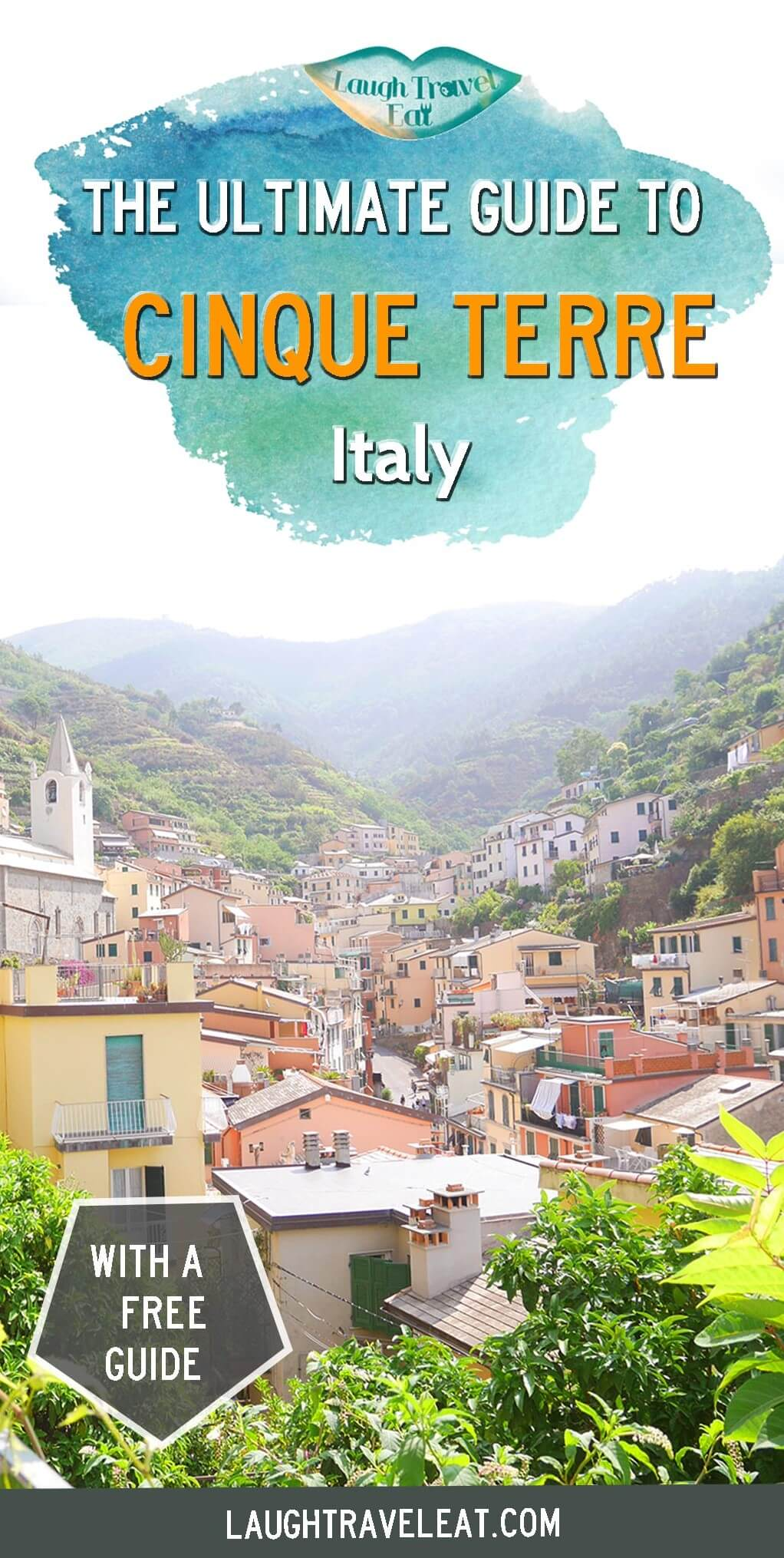 Cinque Terre is a UNESCO world heritage site. Known for its 5 picturesque villages, rugged cliff and ocean. Here's a guide for you: