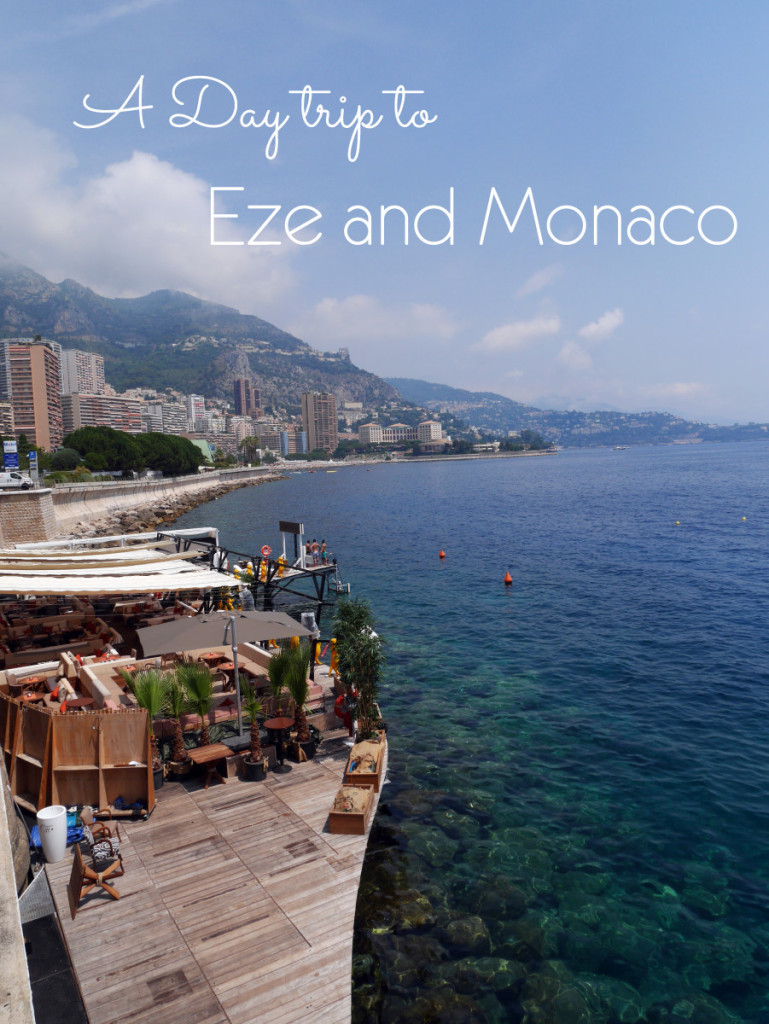 A Day trip to Eze and Monaco