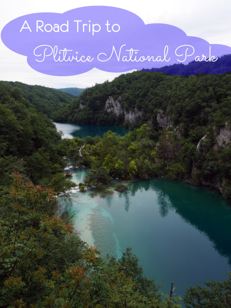 A road trip to Plitvice National Park