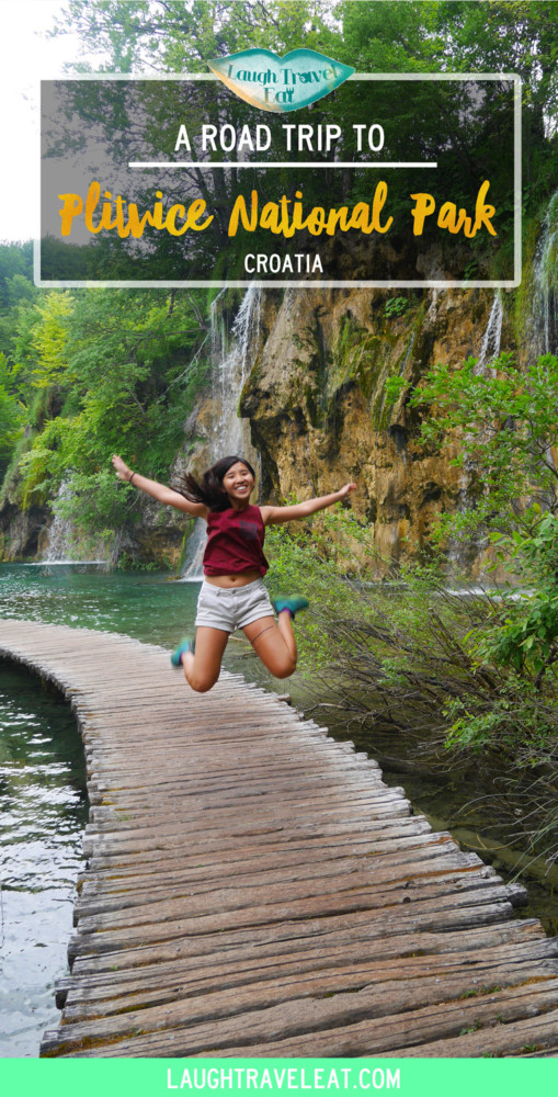 A road trip to Plitvice, Croatia | Laugh Travel Eat