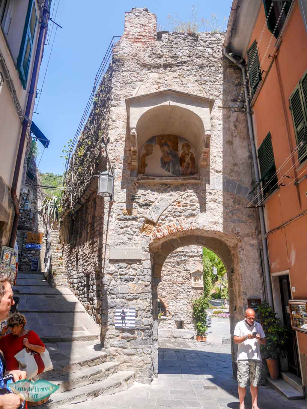 portovenere old town liguria italy | Laugh Travel Eat