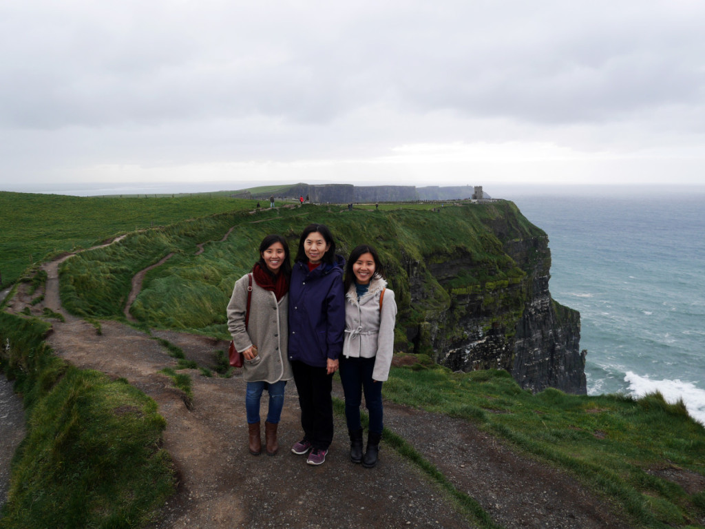 Oct 2015, Cliff of Mohers, Ireland, Laugh Travel Eat