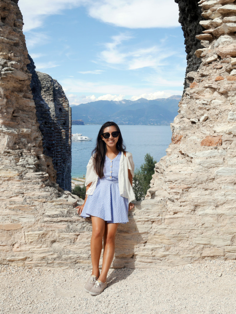 Sept, 2015, Sirmione, Italy, Laugh Travel Eat