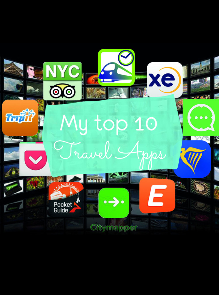 Want to make your travels easier? Look no further because here I present to you the best apps that you can use on your journey.