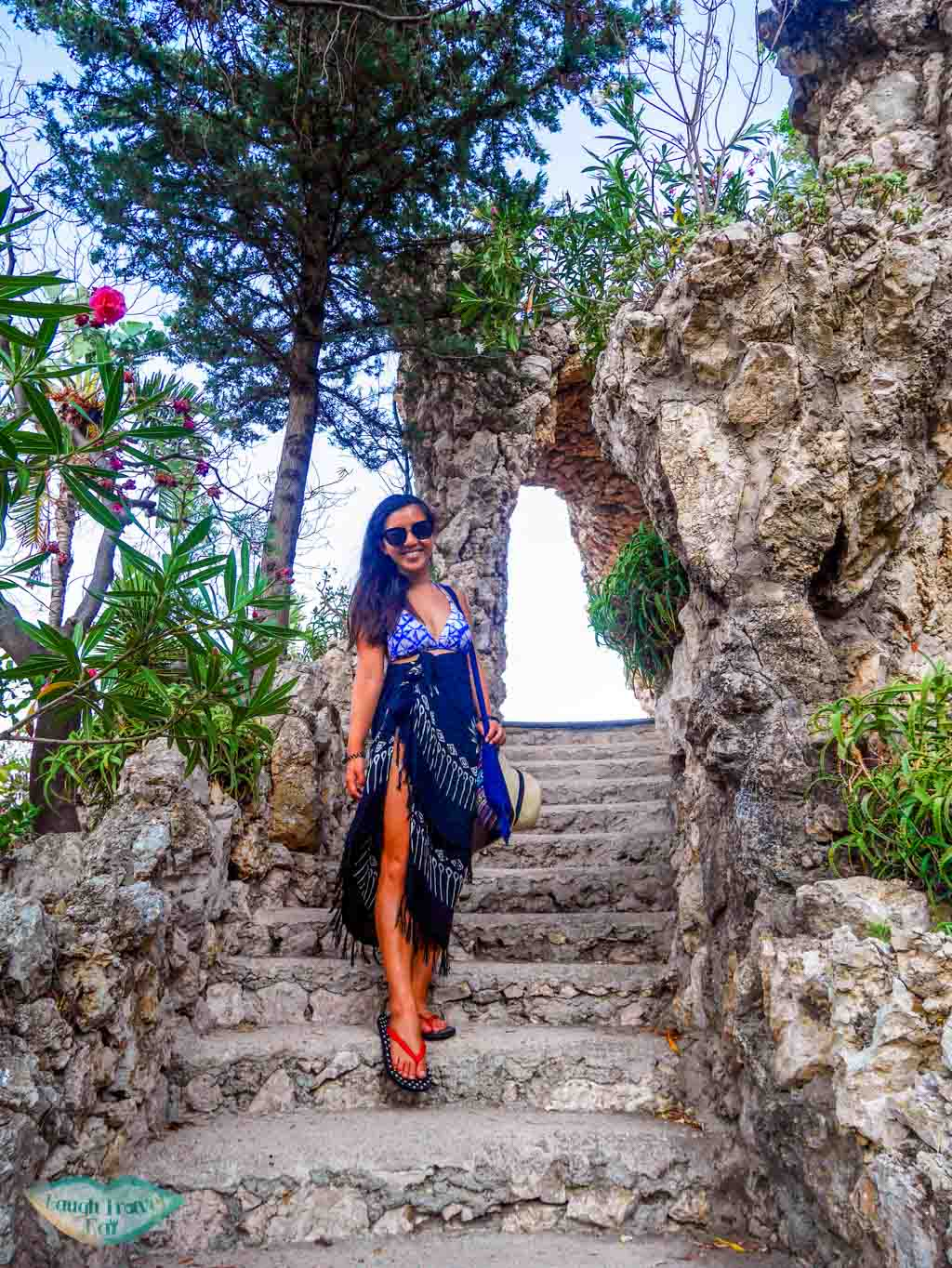 Exploring the beautiful Isola Bella at Taormina, Sicily | Laugh Travel Eat