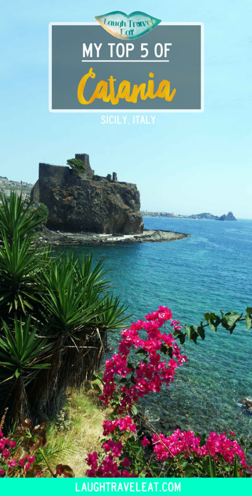 Top 5 of Catania, Sicily, Italy | Laugh Travel Eat