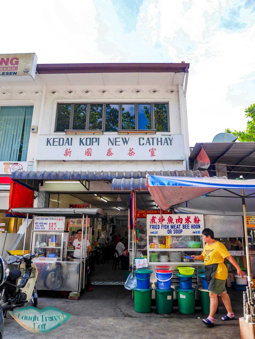 One-of-the-Hawker-center-my-family-frequented-New-Cathay-Tea-House-Penang-Malaysia-Laugh-Travel-Eat
