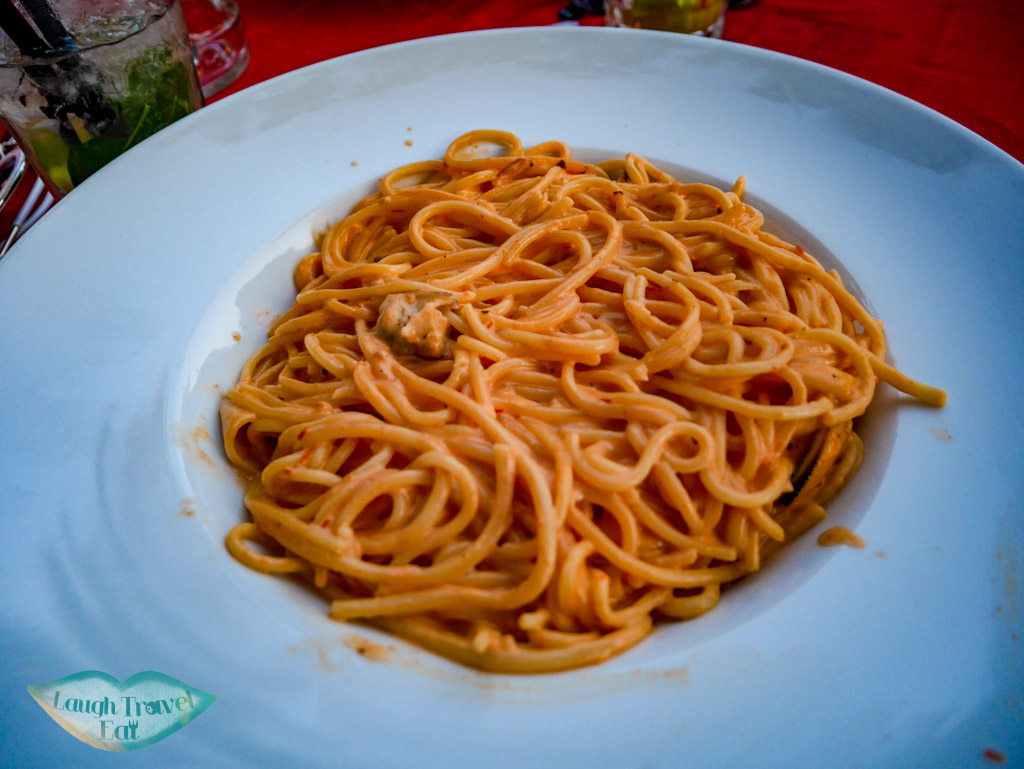 seafood-pasta-city-old-bar-Pula-Croatia-Laugh-Travel-Eat