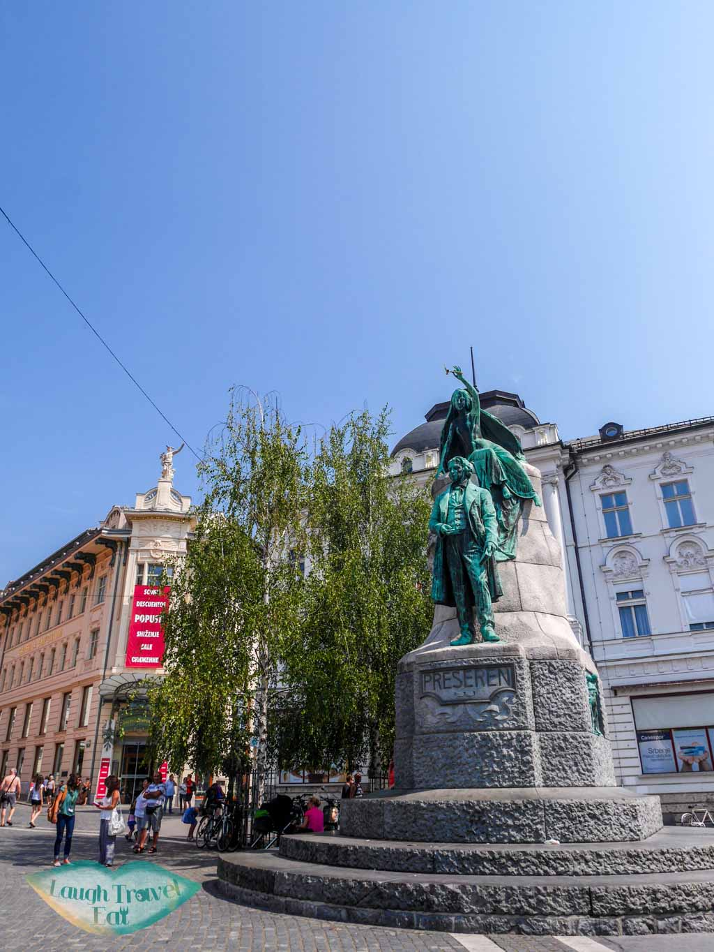 Preseren-Square-Ljubljana-Slovenia-laugh-travel-eat
