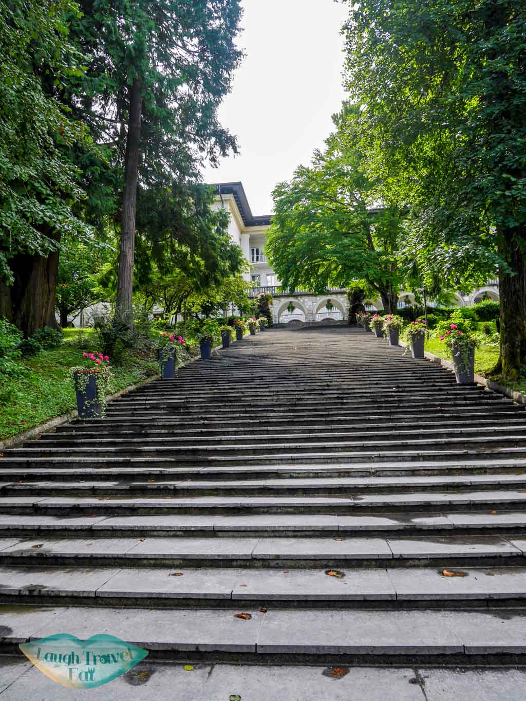 Shallow-steps-going-up-on-the-Bled-Island-Slovenia-laugh-travel-eat