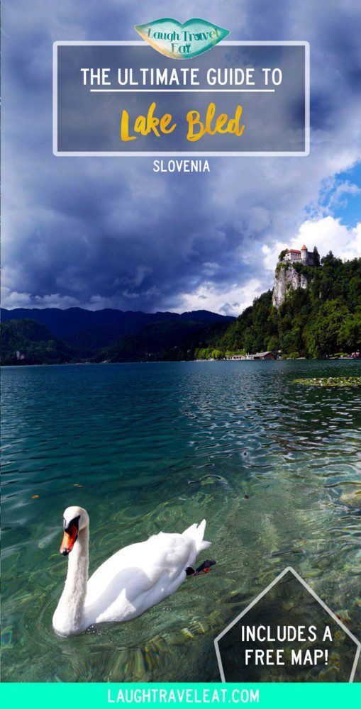 the ultimate guide to lake Bled, Slovenia | Laugh Travel Eat