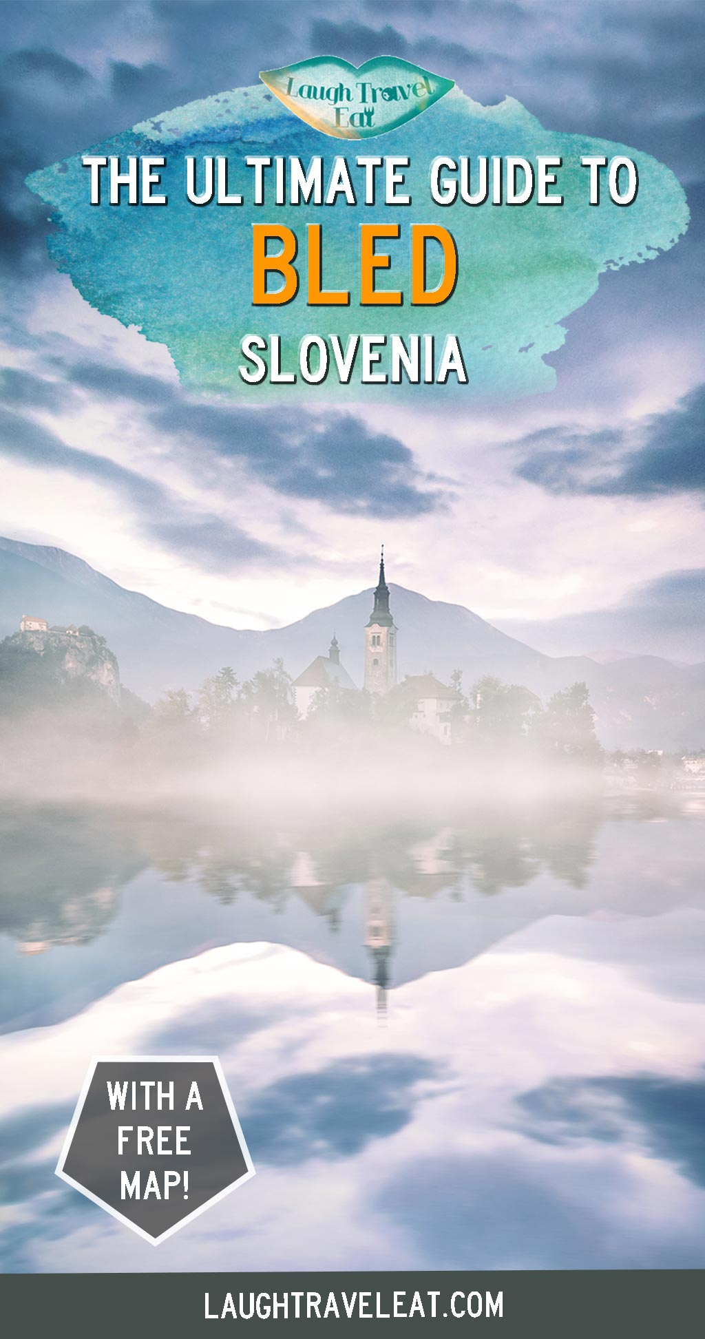 Lake Bled is the most iconic site in Slovenia. After a week in this place, I've gather some useful tips I want to share from where to eat, what to do, to where to stay #lakebled #slovenia #bled