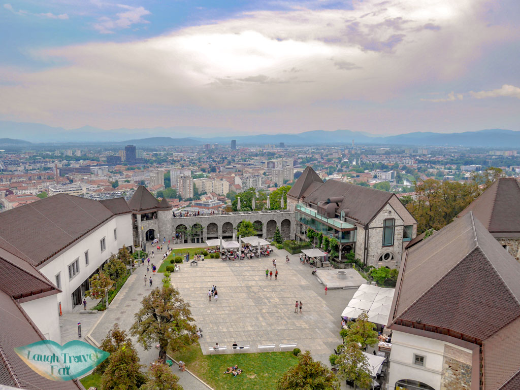 view-from-tower-ljubljana-castle-Ljubljana-Slovenia-laugh-travel-eat