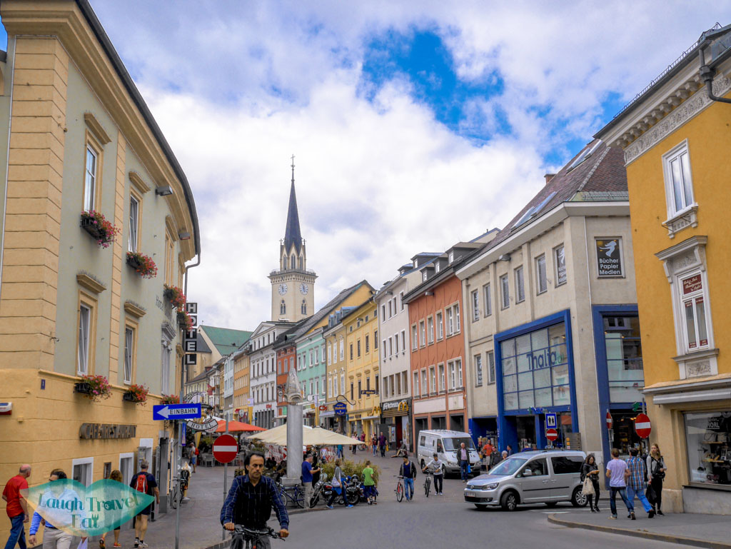 Hauptplatz-Villach-Austria-Laugh-Travel-Eat