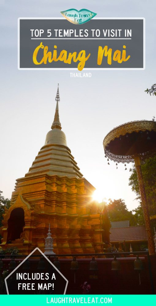 Chiang Mai Temples are a famous sight; it's difficult to decide just which one is worth stopping by, so here's my top 5 famous and 5 beautiful temples in chiang mai #chiangmai #thailand