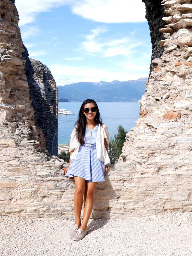 Grotto of Catullus, Sirmione, Italy   Laugh Travel Eat