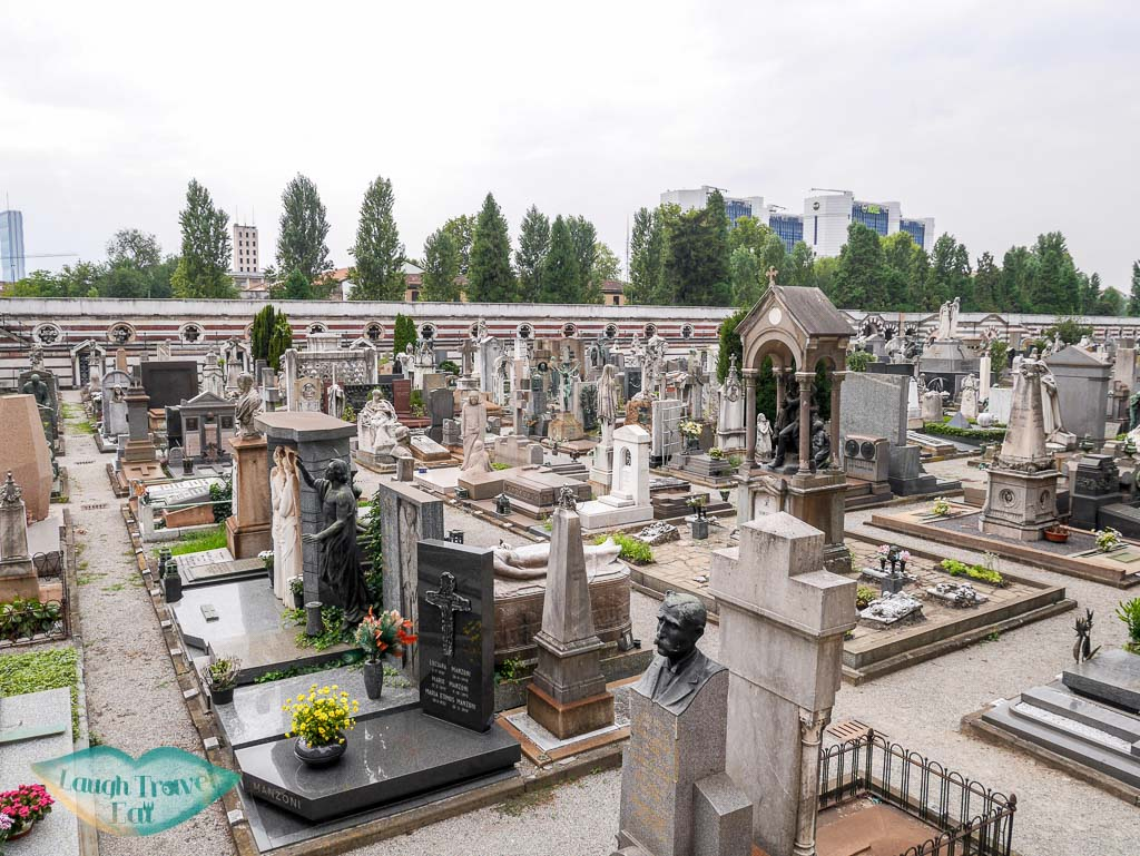 Monumental Cemetery (Cimitero Monumentale) - laugh travel eat