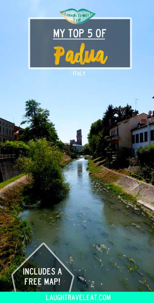 Padua, Padova. A university city that's situated between the more famous Venice and Verona. However, Padua is full of charm and histories - here's top 5 things to see on a day trip there #Padua #Patova #Italy