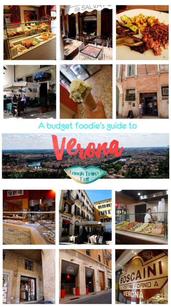 A budget foodie's guide to Verona, Italy | Laugh Travel Eat