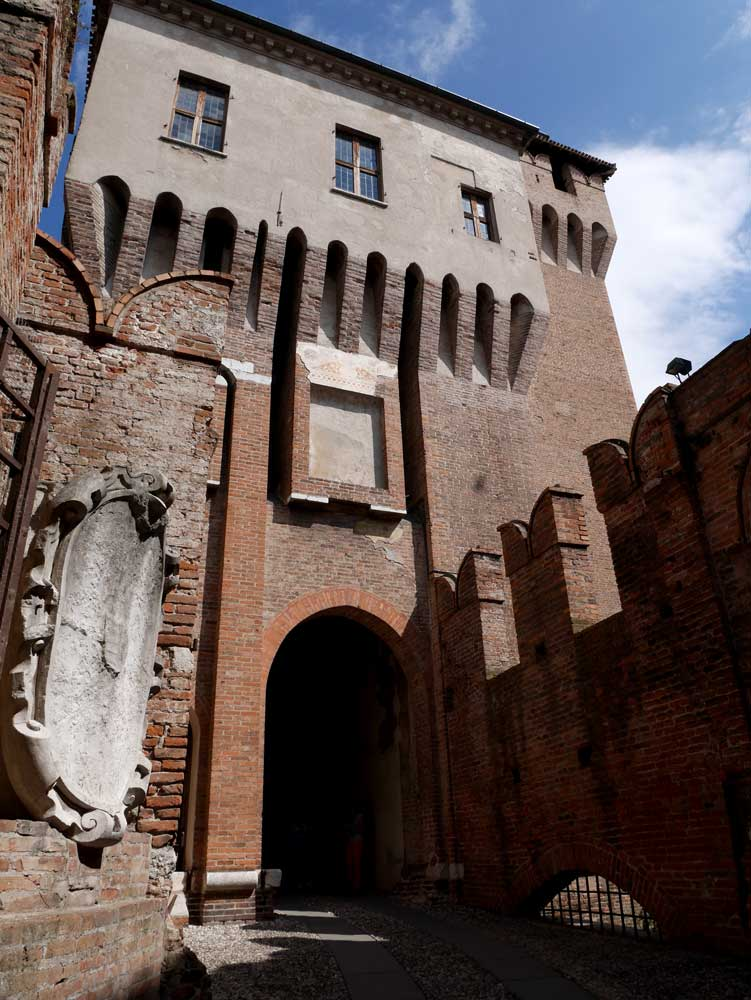Castle of St George, Mantua, Italy | Laugh Travel Eat