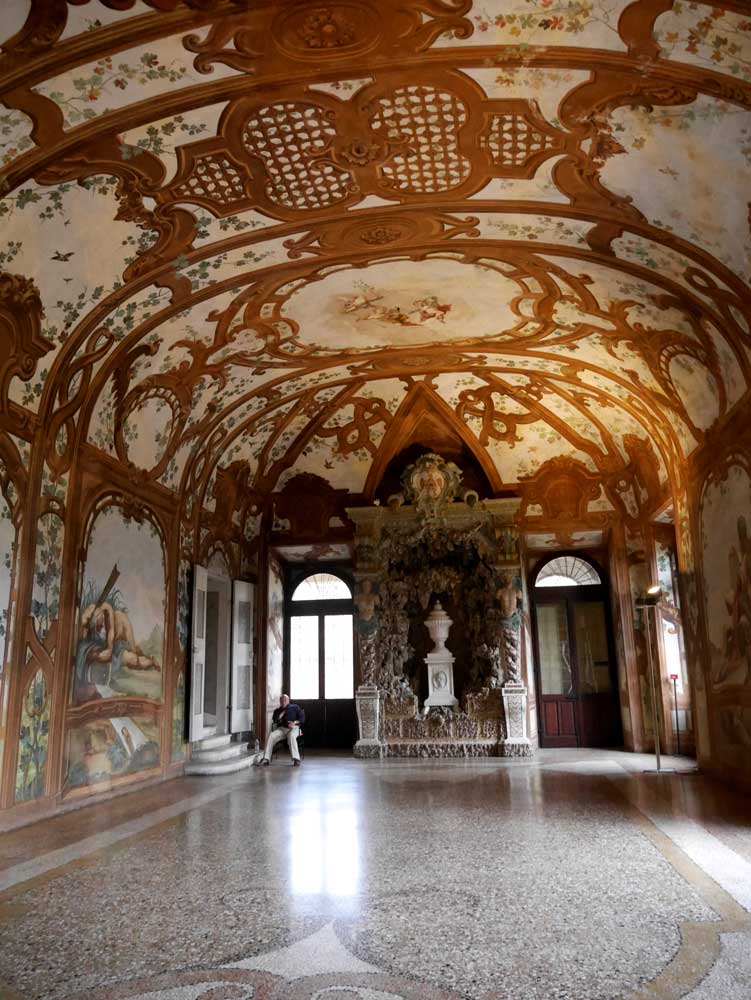 Hall of the Rivers, Ducal Palace, Mantua, Italy | Laugh Travel Eat