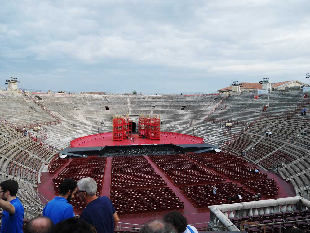 Verona Arena, Italy | Laugh Travel Eat