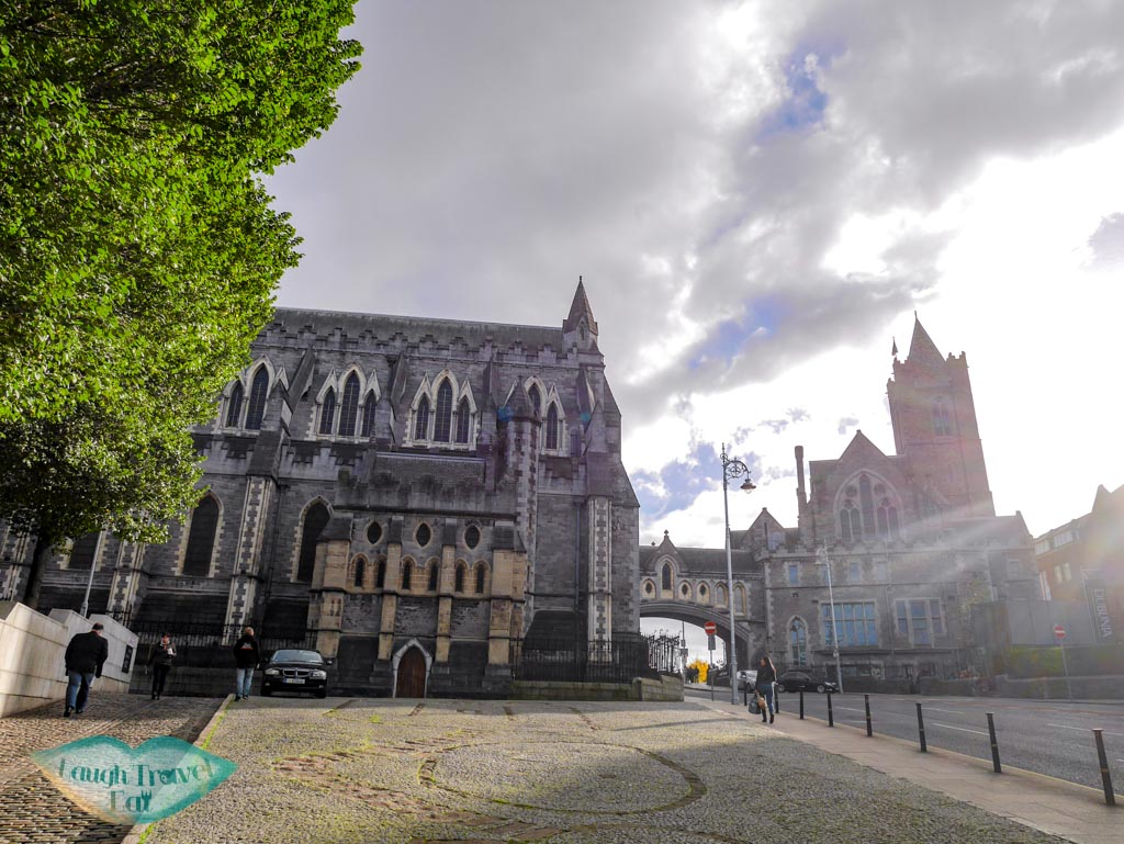 Christ-church-dublin-Ireland-Laugh-Travel-Eat
